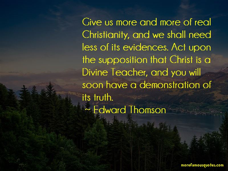 Edward Thomson Quotes Pictures 4