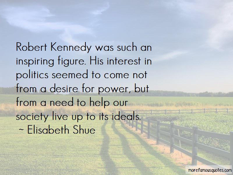 Elisabeth Shue Quotes Pictures 3