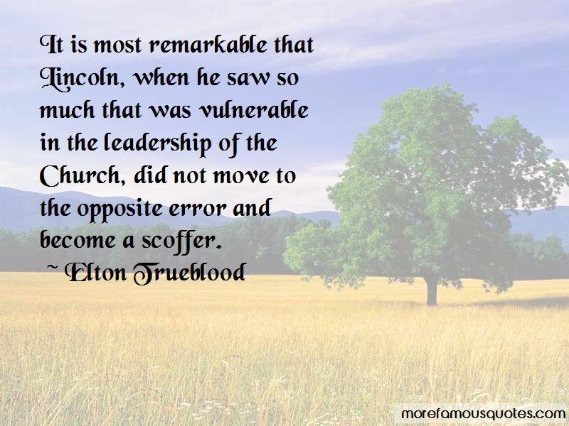 Elton Trueblood Quotes Pictures 2