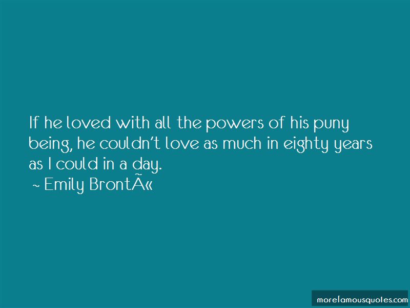 Emily-Bronte Quotes Pictures 2