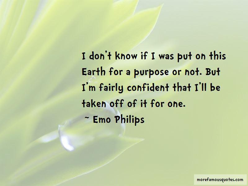 Emo Philips Quotes Pictures 2