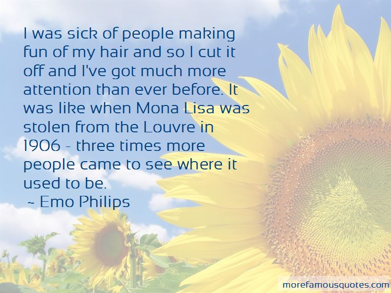 Emo Philips Quotes Pictures 4