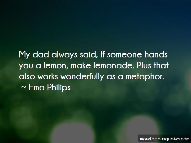 Emo Philips Quotes