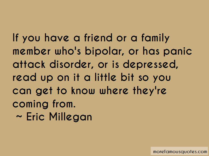 Eric Millegan Quotes Pictures 2