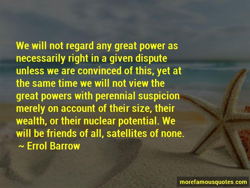 Errol Barrow Quotes