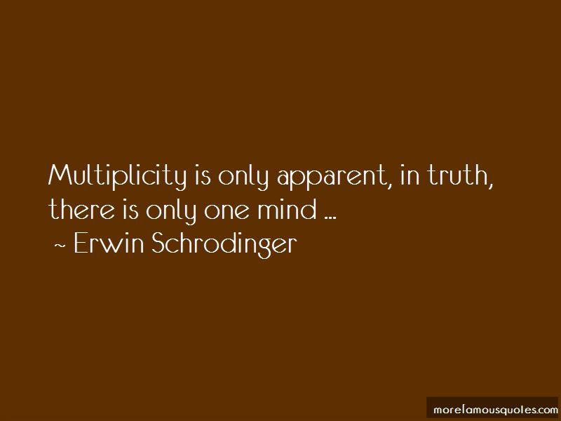 Erwin Schrodinger Quotes Pictures 2