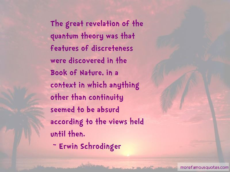 Erwin Schrodinger Quotes Pictures 3