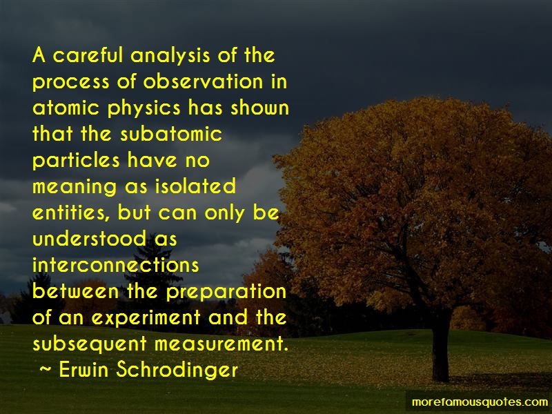 Erwin Schrodinger Quotes Pictures 4
