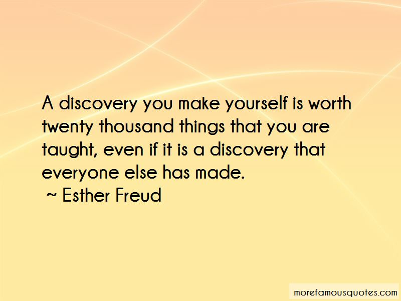 Esther Freud Quotes Pictures 3