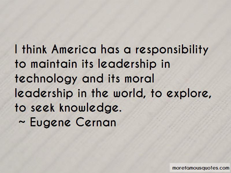 Eugene Cernan Quotes Pictures 4