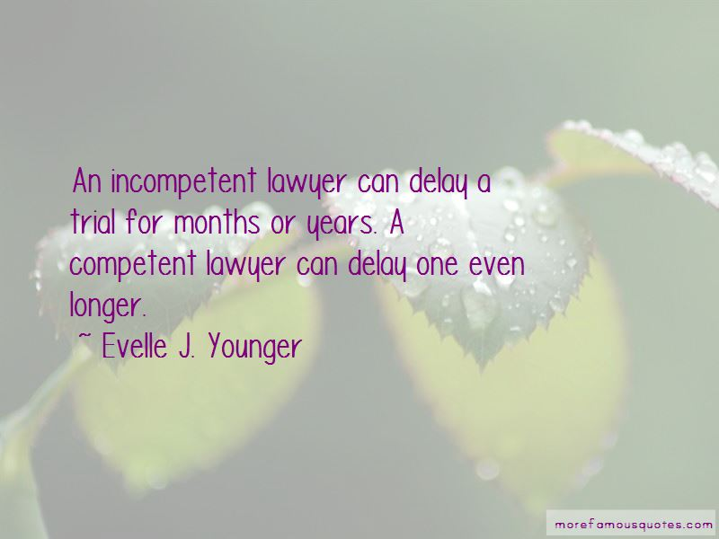Evelle J. Younger Quotes