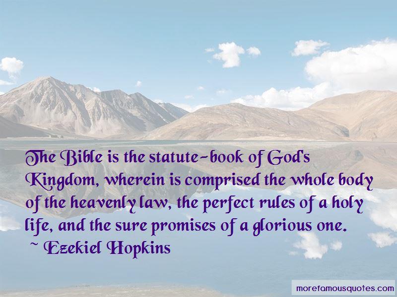 Ezekiel Hopkins Quotes Pictures 4