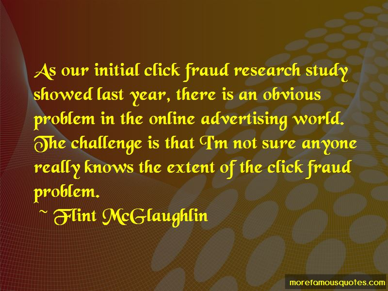 Flint McGlaughlin Quotes Pictures 2