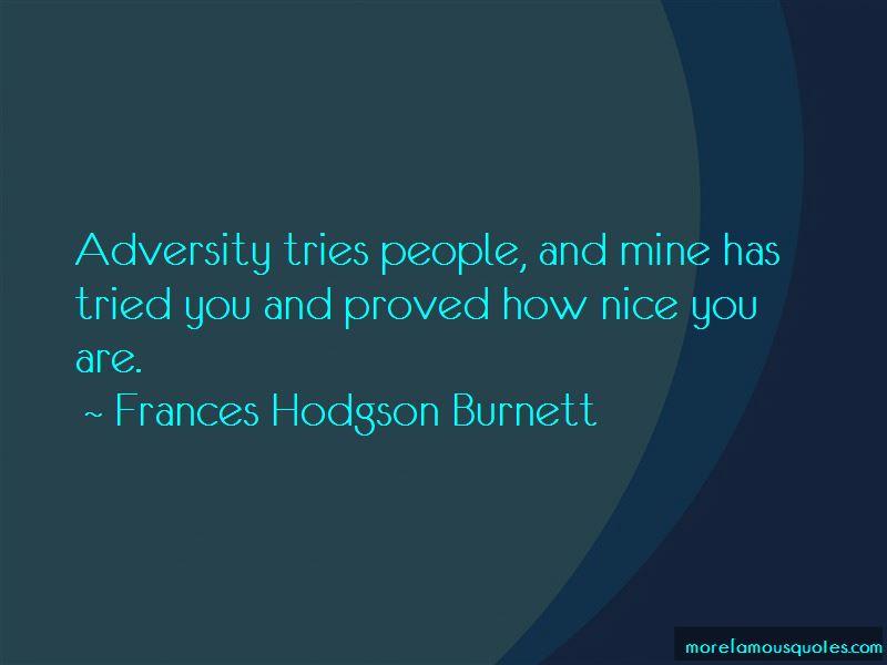 Frances Hodgson Burnett Quotes Pictures 4