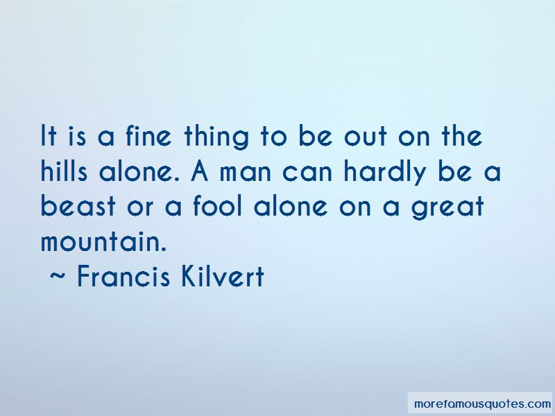 Francis Kilvert Quotes Pictures 2