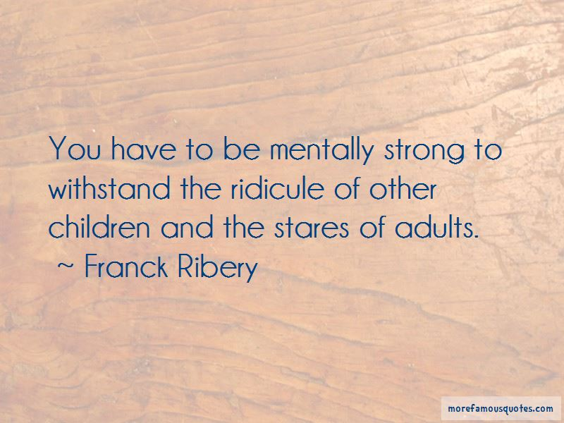 Franck Ribery Quotes Pictures 2