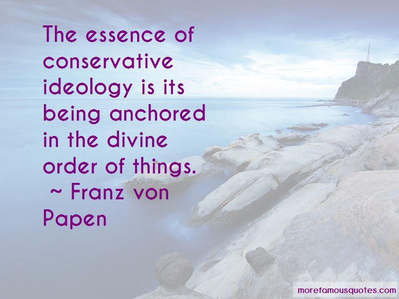 Franz Von Papen Quotes Pictures 4