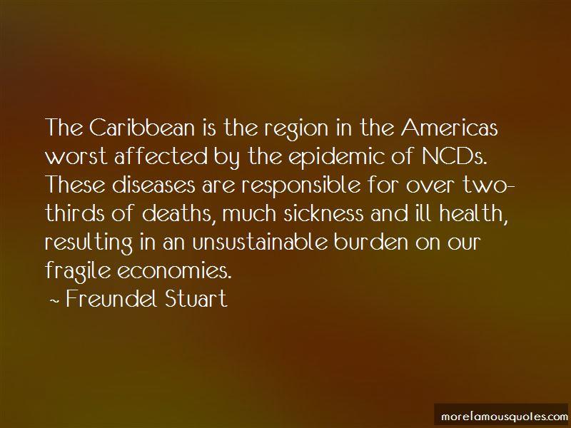 Freundel Stuart Quotes