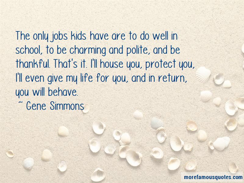 Gene Simmons Quotes Pictures 2