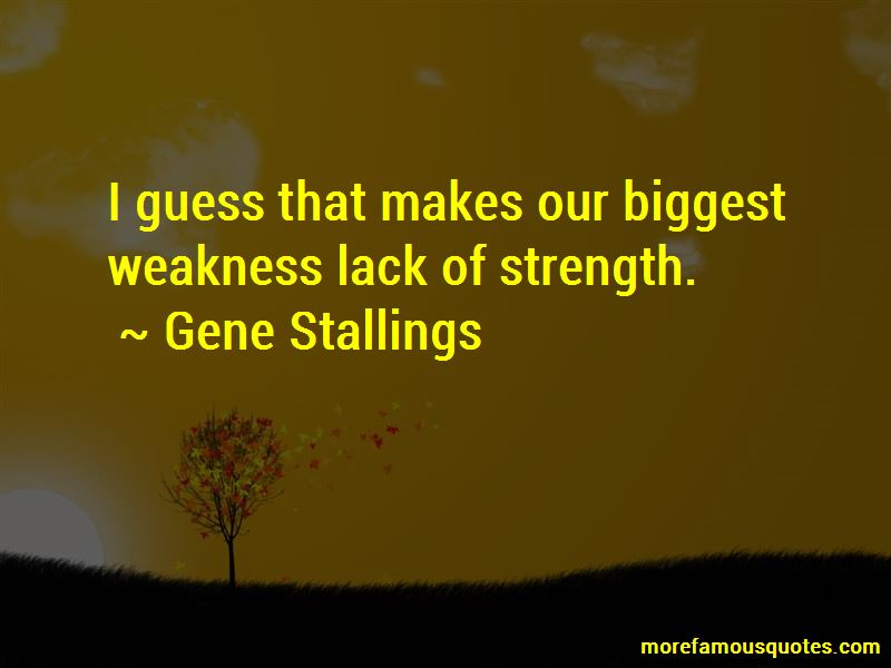 Gene Stallings Quotes Pictures 4