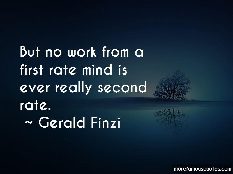 Gerald Finzi Quotes Pictures 2