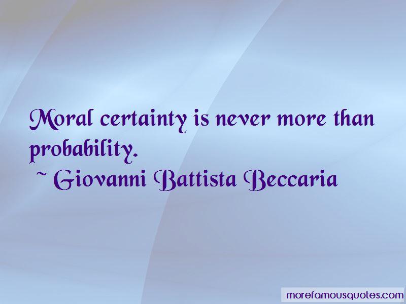Giovanni Battista Beccaria Quotes Pictures 2
