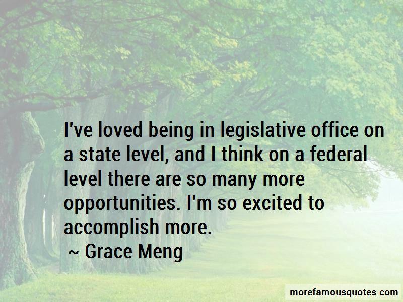 Grace Meng Quotes