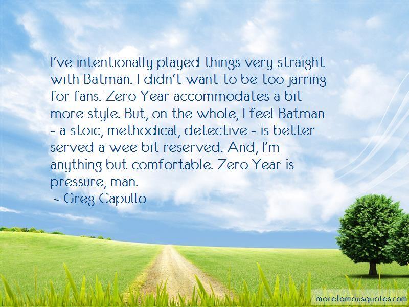 Greg Capullo Quotes Pictures 2