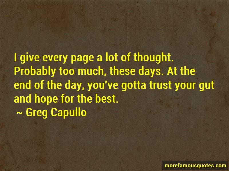 Greg Capullo Quotes Pictures 3