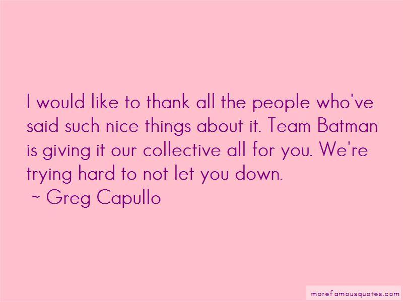 Greg Capullo Quotes
