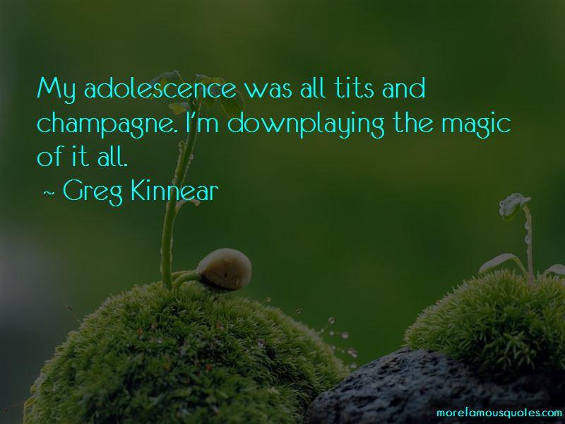 Greg Kinnear Quotes