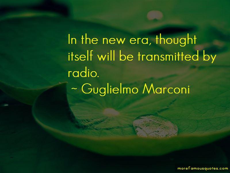 Guglielmo Marconi Quotes Pictures 3