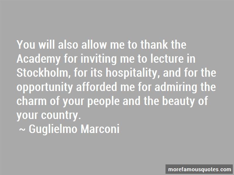 Guglielmo Marconi Quotes Pictures 4