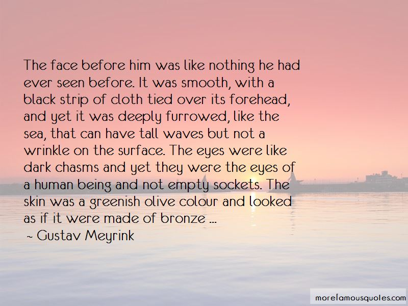 Gustav Meyrink Quotes
