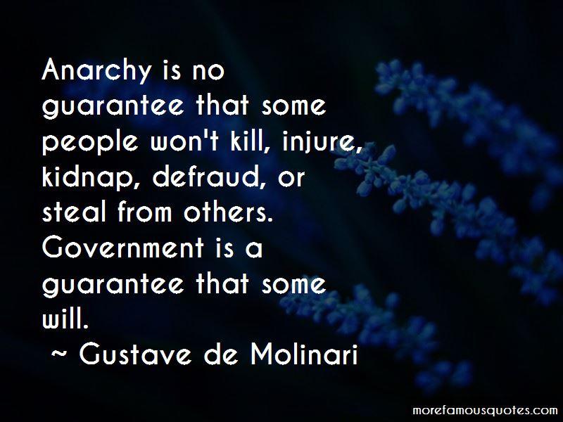 Gustave De Molinari Quotes Pictures 3