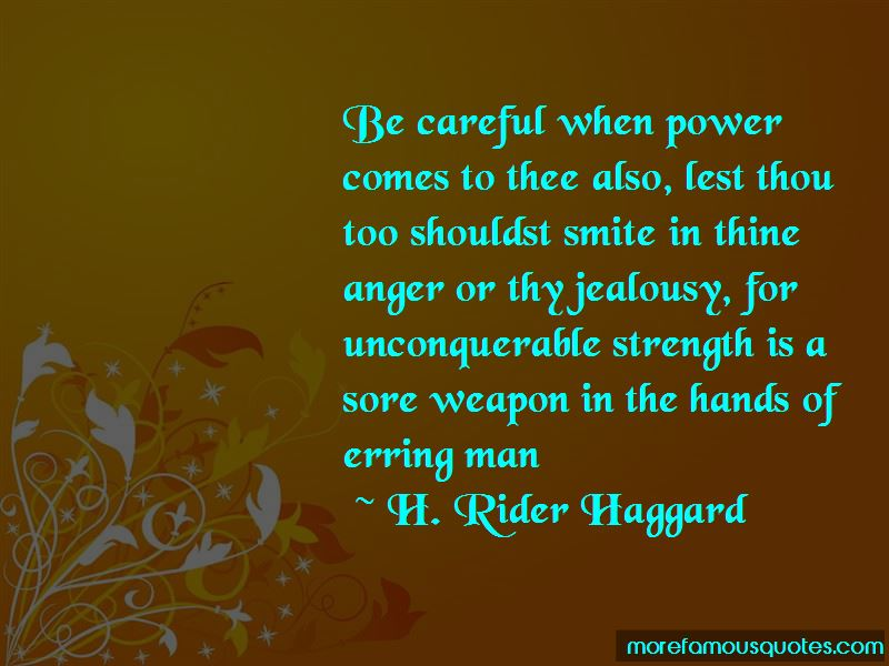 H. Rider Haggard Quotes Pictures 3