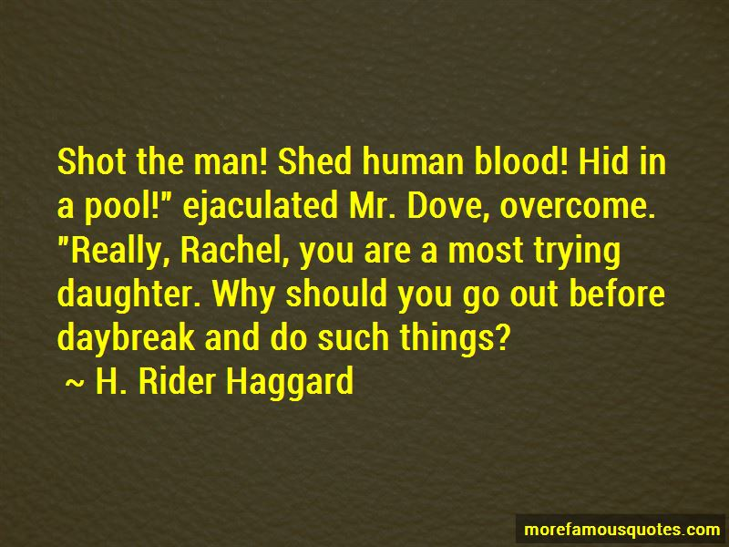 H. Rider Haggard Quotes Pictures 4