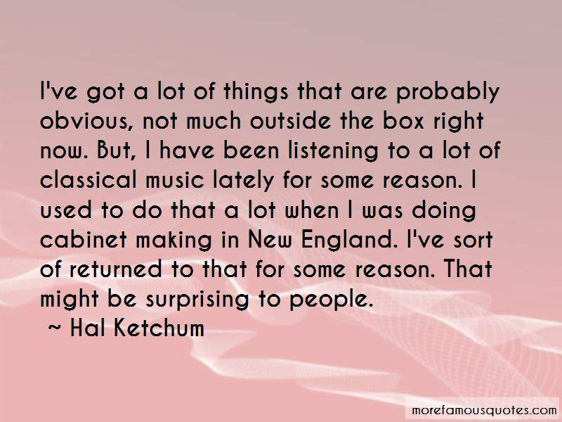 Hal Ketchum Quotes Pictures 2
