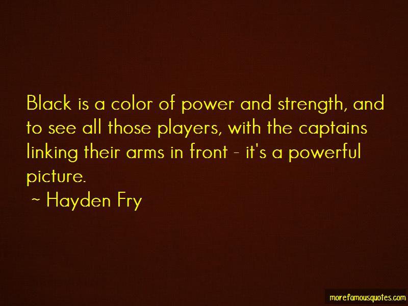 Hayden Fry Quotes Pictures 3