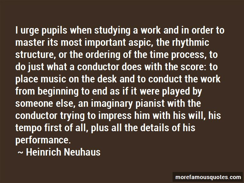 Heinrich Neuhaus Quotes Pictures 2
