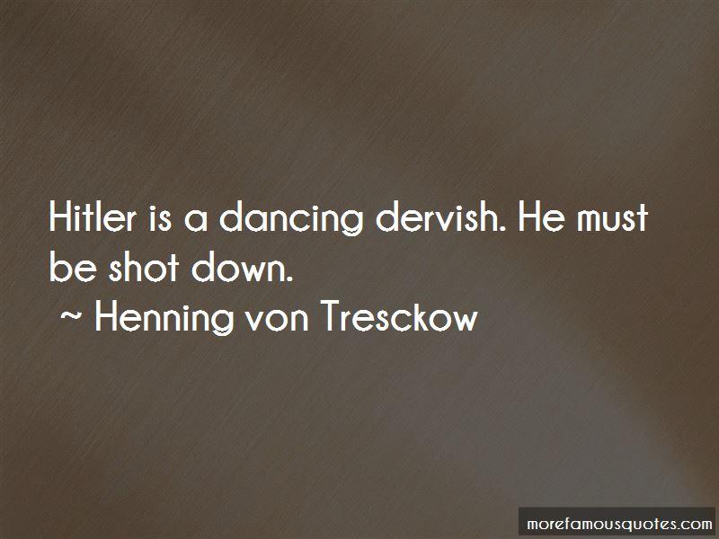 Henning Von Tresckow Quotes Pictures 2