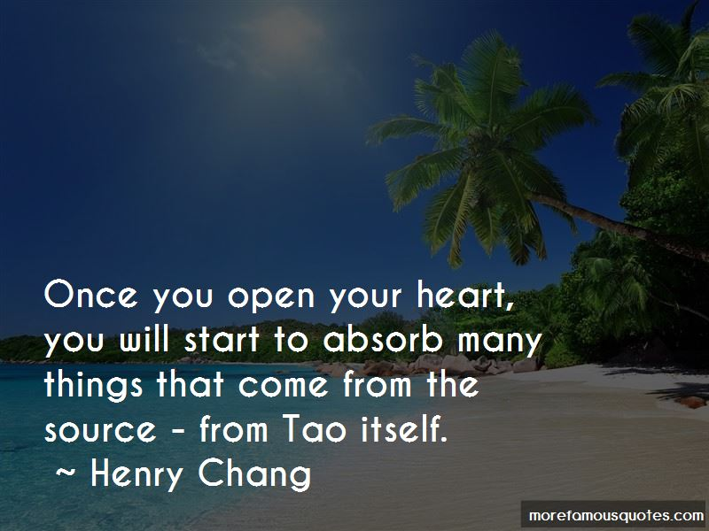 Henry Chang Quotes