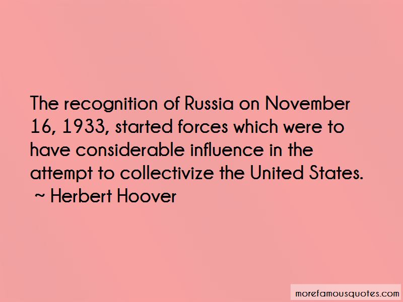 Herbert Hoover Wisdom oft times consists of   Quotesnet