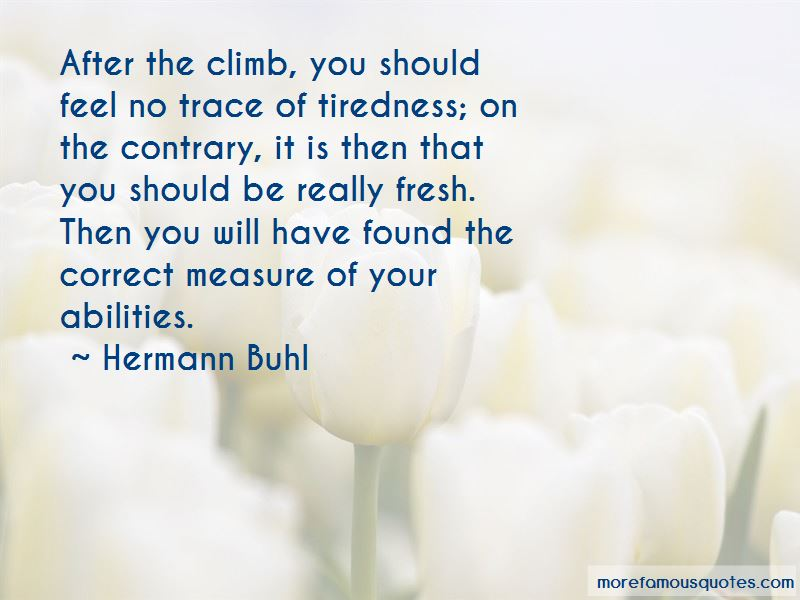 Hermann Buhl Quotes Pictures 4