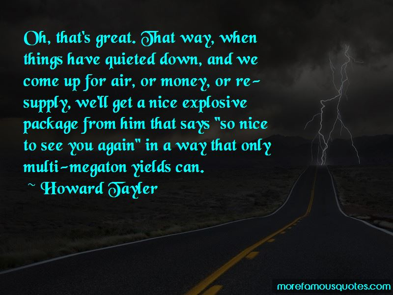 Howard Tayler Quotes Pictures 4