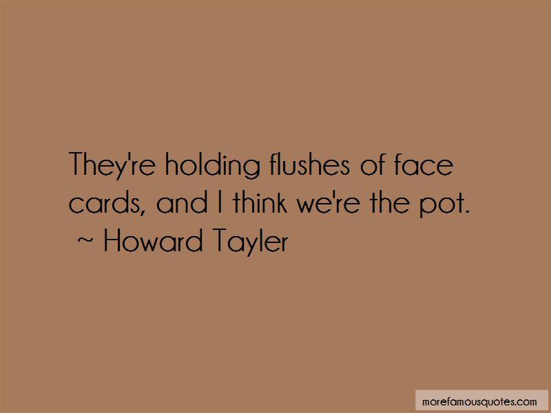 Howard Tayler Quotes