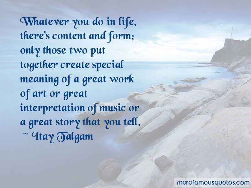 Itay Talgam Quotes Pictures 3