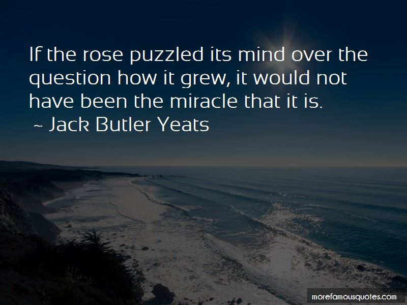 Jack Butler Yeats Quotes Pictures 3