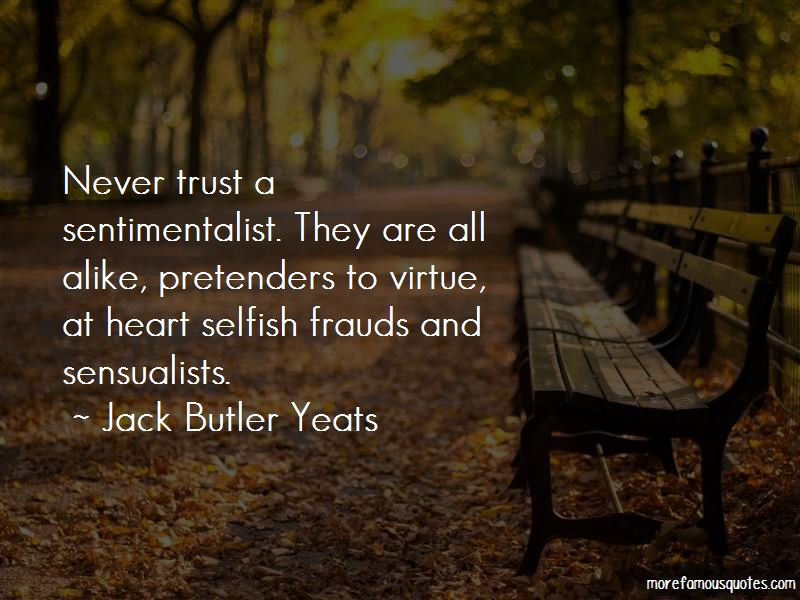Jack Butler Yeats Quotes Pictures 4