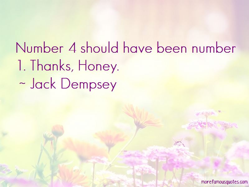 Jack Dempsey Quotes Pictures 3